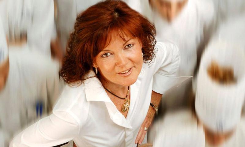 Muere la cocinera Mey Hofmann