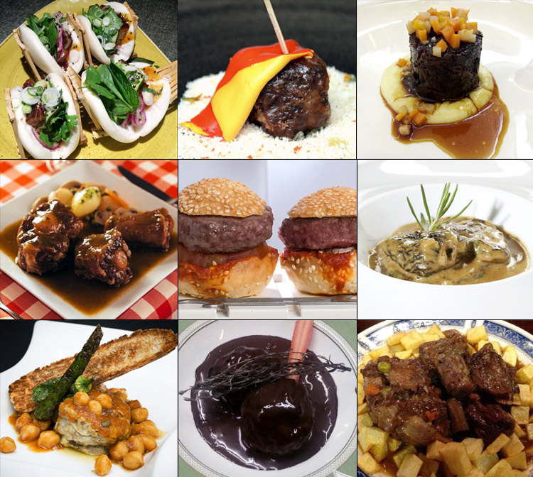 Cocina de san isidro rabo de toro versi n tradicional o for Programas de cocina en espana