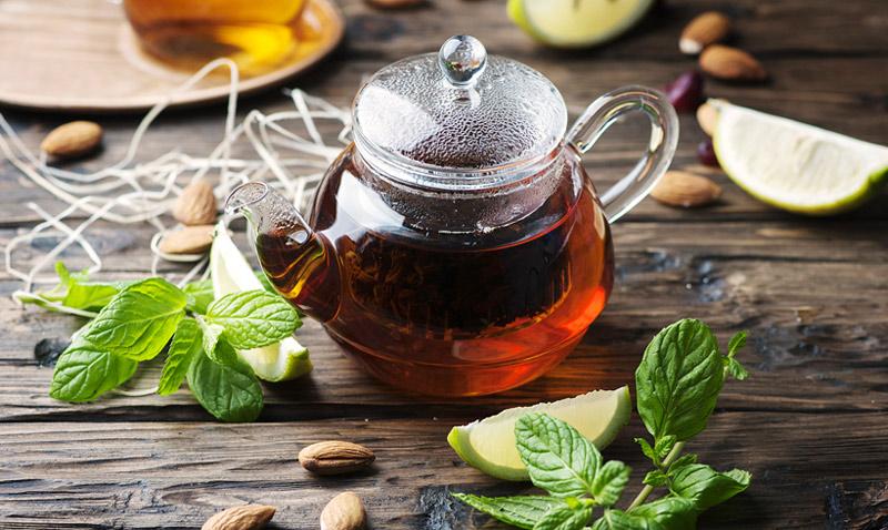 Calmante, digestivo, 'detox'... ¿cuál es tu té favorito?