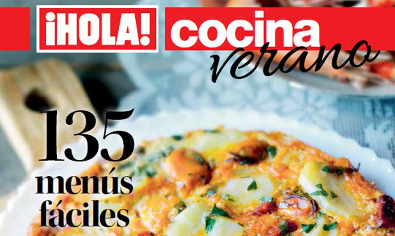 Así será la nueva portada del próximo 'Especial Cocina' de ¡HOLA!