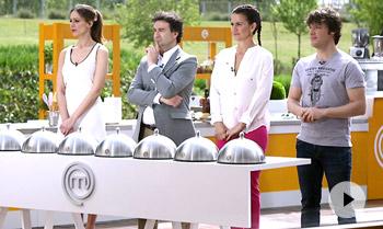 Exclusiva nos colamos en las cocinas de 39 masterchef - Escuela de cocina masterchef ...