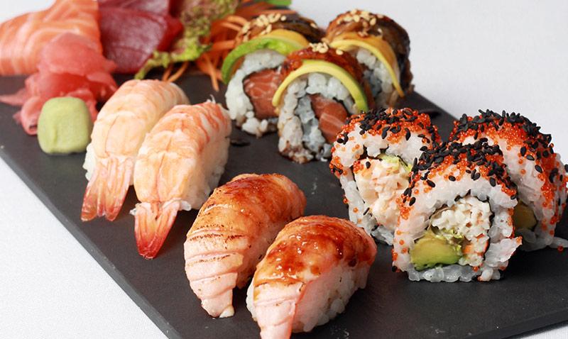Gastronomía 'con dos palillos' para celebrar el 'Día internacional del sushi'