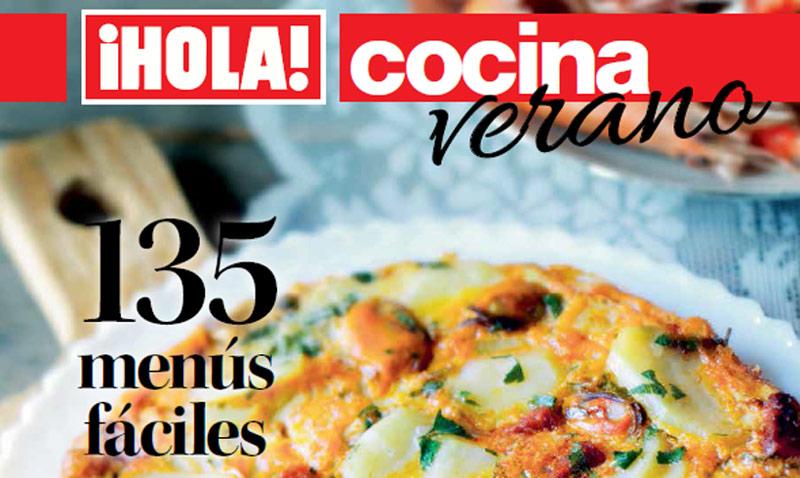 El nuevo especial 'Cocina de verano' de ¡HOLA! ya está a la venta