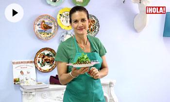 Clase de cocina con samantha vallejo n gera - Sartenes masterchef ...