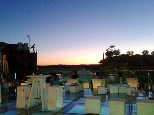 Terrazas 39 de altura 39 donde disfrutar del verano for Donde queda terrazas
