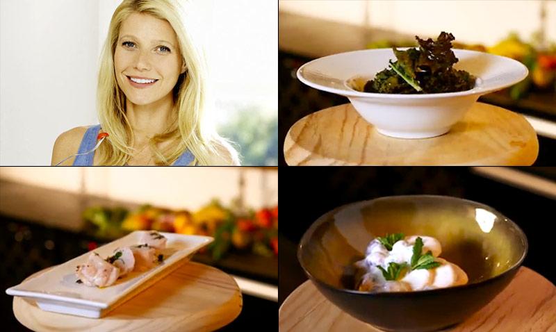 Imita a Gwyneth Paltrow y prepara un menú a base de 'superalimentos'
