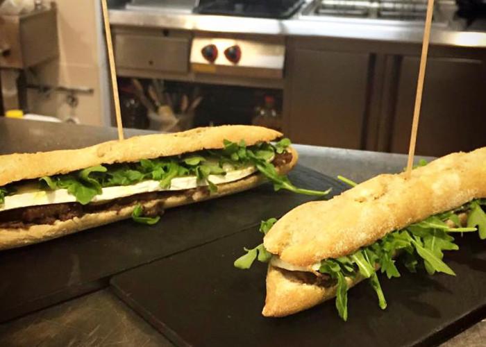 Planes gastro novedades 39 entre pan y pan 39 foto 4 for Cocina vegana gourmet