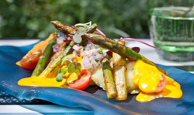 Planes con sabor: seis terrazas 'gourmet'
