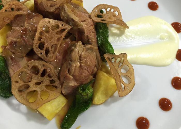 Planes con sabor seis terrazas 39 gourmet 39 foto 2 for Estrella michelin cocina
