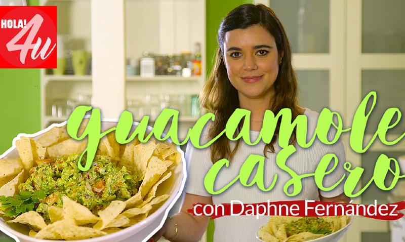 En vídeo: ¿te animas a preparar un guacamole casero?