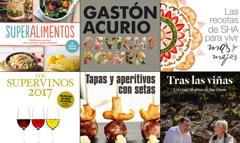 Novedades editoriales para un oto o delicioso foto 1 for Libro escuela de cocina