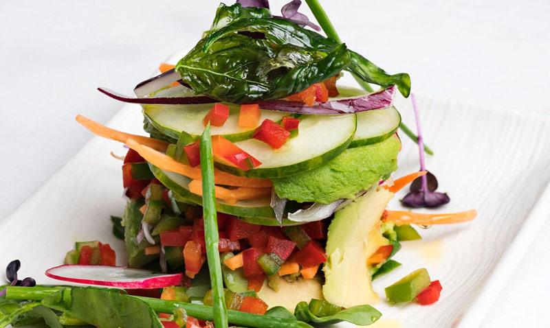 Restaurantes 'Raw food': cocina cruda con conciencia