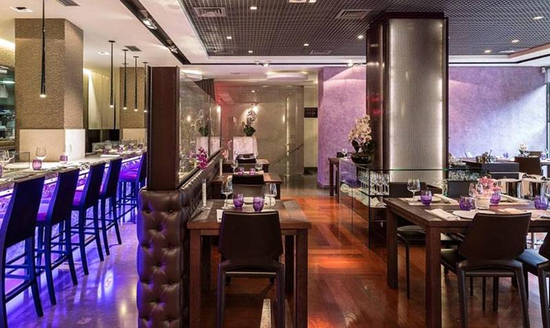 Mesa para dos: Así es 'Shikku Izakaya', el restaurante donde Cristiano Ronaldo cenó con su nueva chica