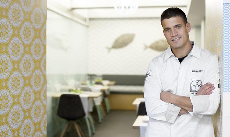 Miguel Cobo, ex concursante de 'Top Chef', consigue su primera estrella Michelin