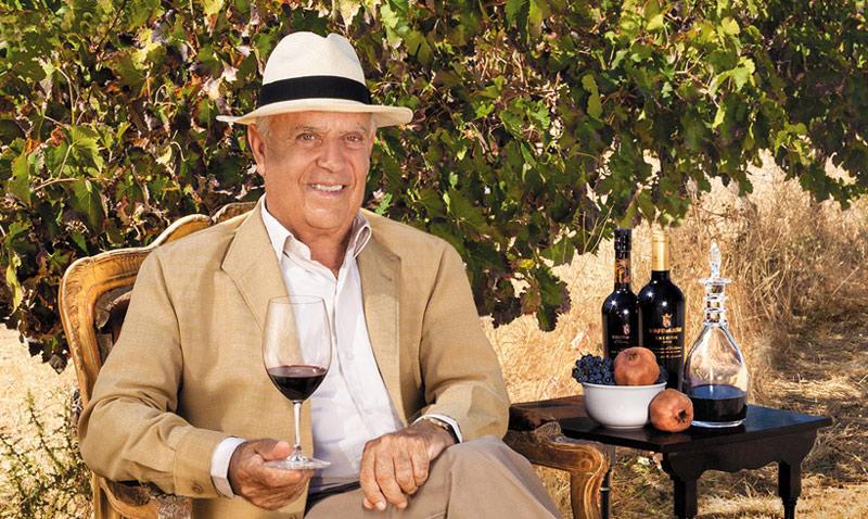 La (buena) vida del bodeguero Carlos Falcó, página a página