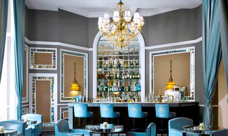Deliciosos cócteles y mucho 'glamour' en cuatro bares históricos
