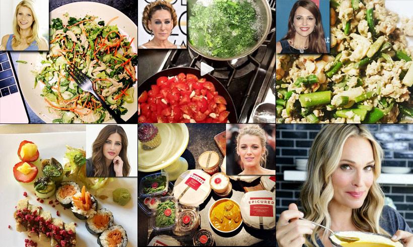 Paula Echevarría, Gwyneth Paltrow, Kate Hudson… Año nuevo, ¡hora de retomar la alimentación sana!