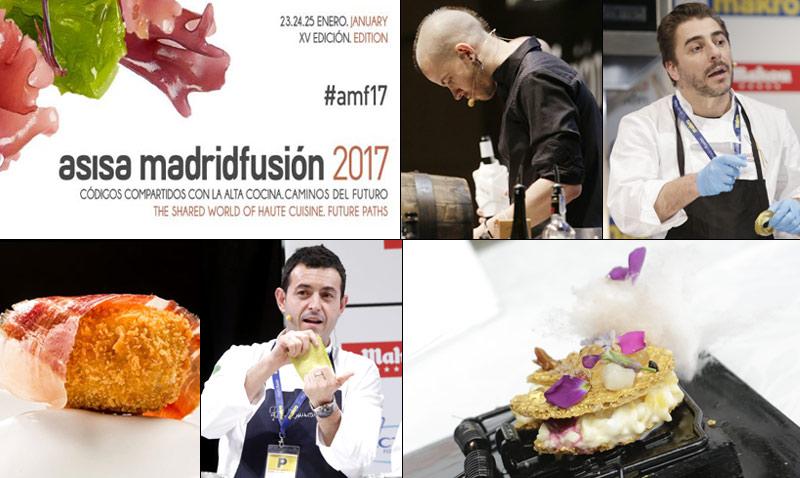 'Madrid Fusión': las últimas tendencias 'gastro' aterrizan en la capital