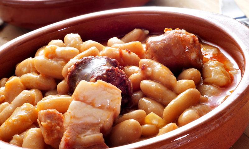 Planes 'gastro': Siete restaurantes donde disfrutar de una deliciosa fabada asturiana