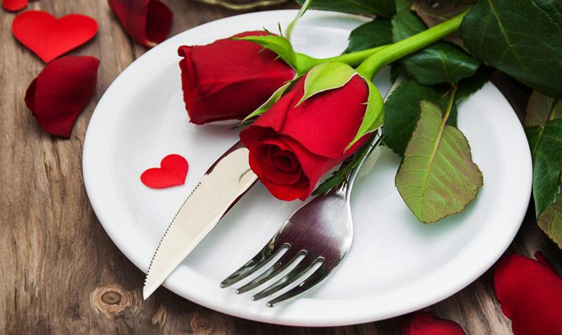 Planes gastro: el San Valentín más 'foodie'