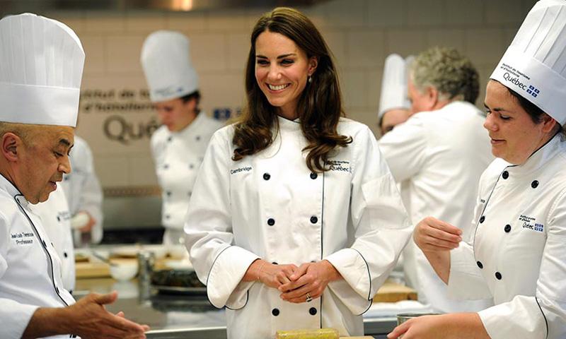 Los platos favoritos de la Duquesa de Cambridge. ¿Qué le gusta comer?