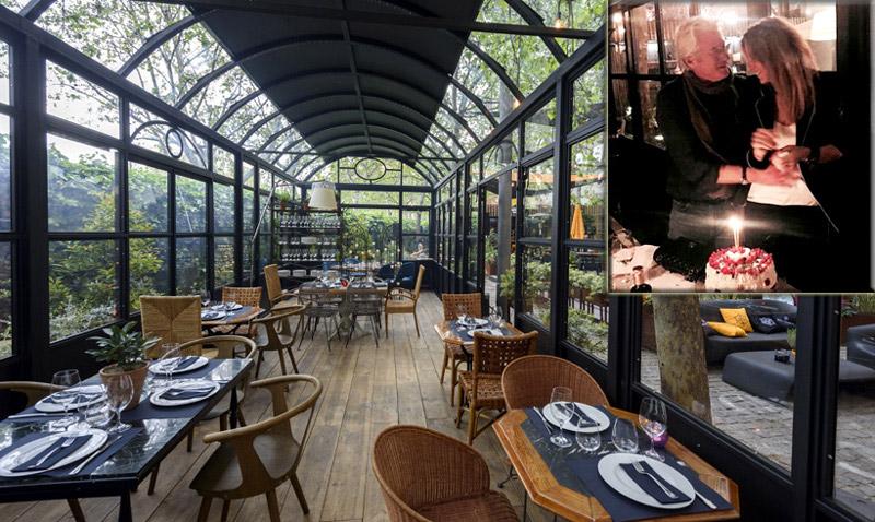 Así es 'Arzábal Museo Reina Sofía', el restaurante donde Alejandra Silva celebró su cumpleaños junto a Richard Gere