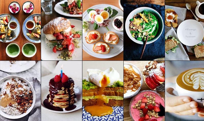 Sin ideas para tu desayuno insp rate en estas diez cuentas de instagram - Desayunos en casa ...