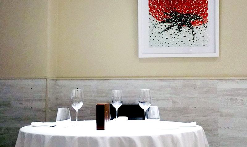 Pistas gastro: 'Nova', posiblemente el restaurante con estrella 'Michelin' más barato de España