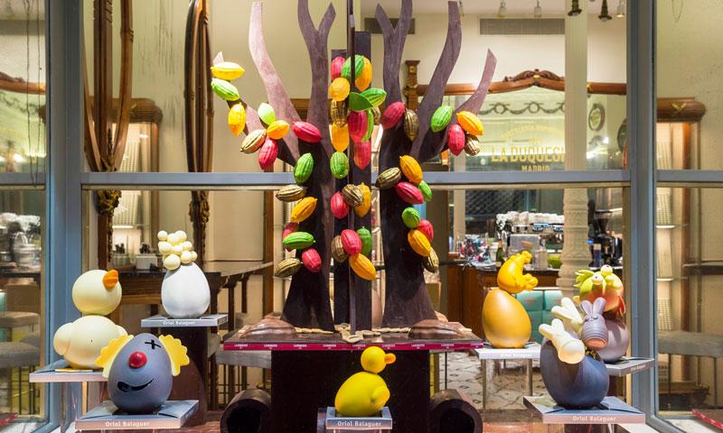 Monas de pascua y huevos de chocolate hemos encontrado los m s originales - Monalisa moda infantil ...