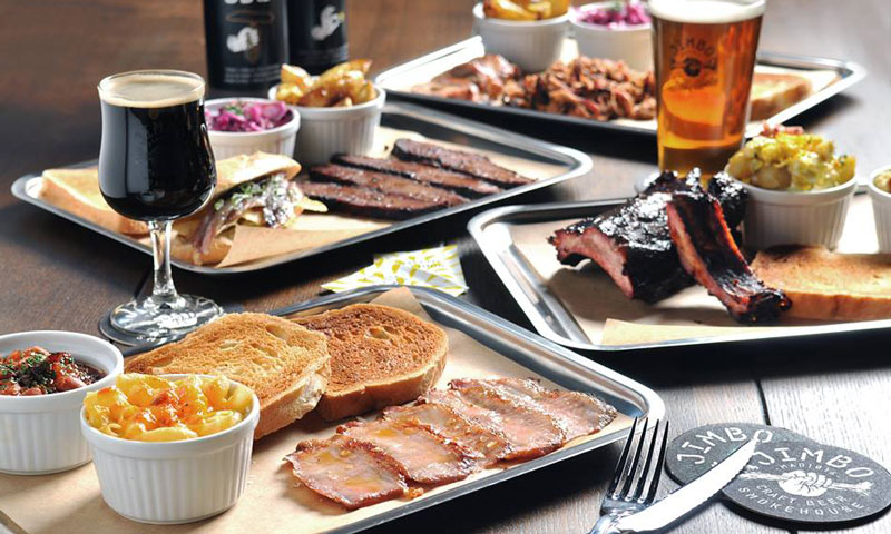 Genuino sabor americano: mucho más que hamburguesas y 'hot dogs'