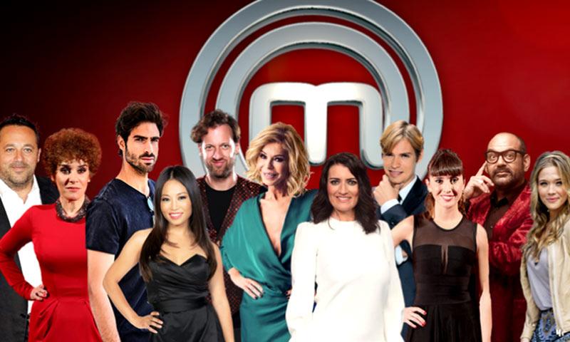 Silvia Abril, Carlos Baute, Bibiana Fernández… ¡conoce a los famosos que participarán en 'MasterChef Celebrity 2'!