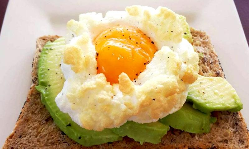 Tendencias 'gastro': ¿aún no sabes qué son los 'Cloud Eggs'?