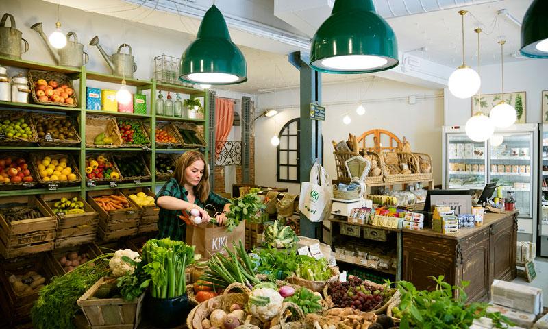 Ruta 39 eco healthy 39 por madrid compras y restaurantes - Hoteles con cocina en madrid ...