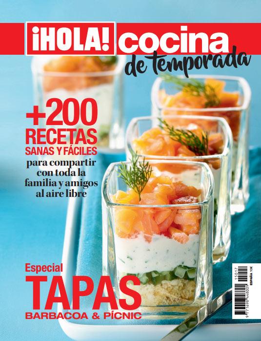 Hola Recetas De Cocina | Ya A La Venta Comete El Verano Con El Nuevo Especial Cocina De