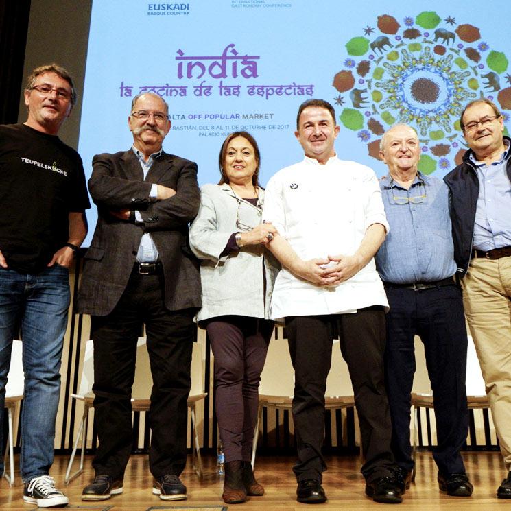 La cocina india 'toma' San Sebastián