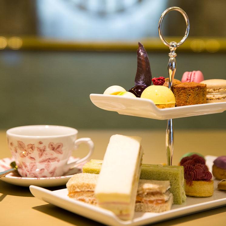 Tendencias gastro: 'Afternoon tea', las meriendas con más estilo