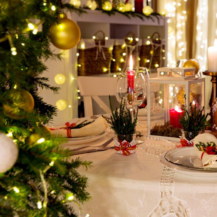 ¿Dudas a la hora de vestir la mesa de Navidad? ¡Echa un ojo a estos 'tips' de protocolo!