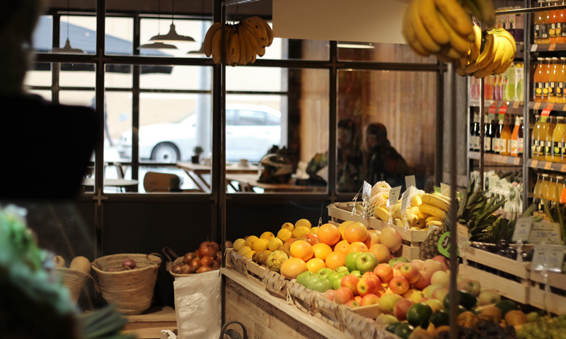 Ruta gastro: Tiendas y supermercados donde hacer tu compra \'eco\'