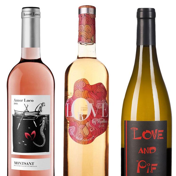 Un brindis por San Valentín: Love at first… ¡wine!