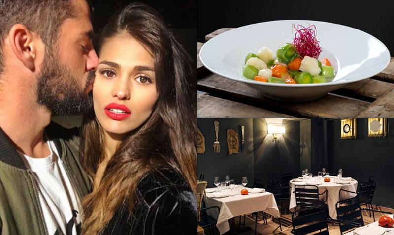 El restaurante donde Sara Sálamo e Isco Alarcón dan rienda suelta a su pasión… ¡por las verduras!