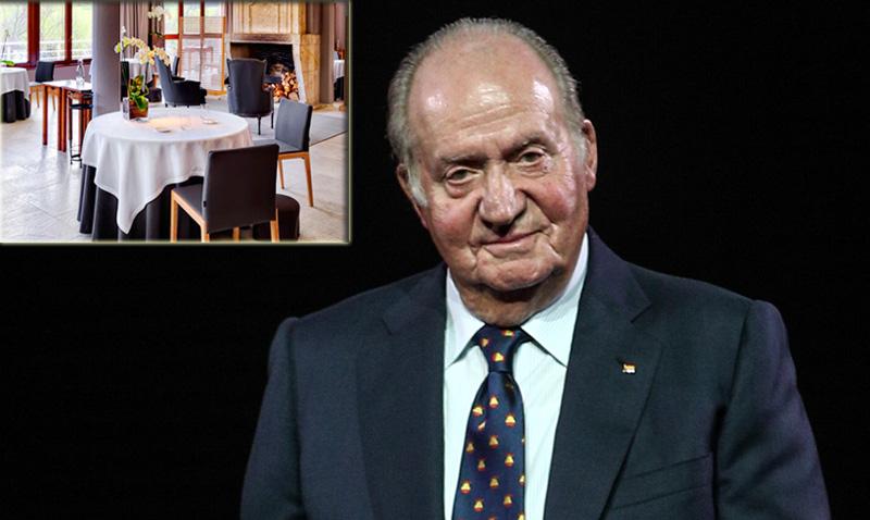 El Rey Juan Carlos y su pasión por la buena mesa: ¿cuáles son sus restaurantes favoritos?