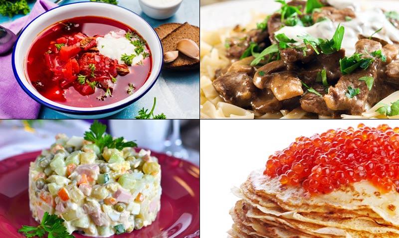 Diez platos rusos que deber as probar si vas al mundial de for Cocina 1 plato