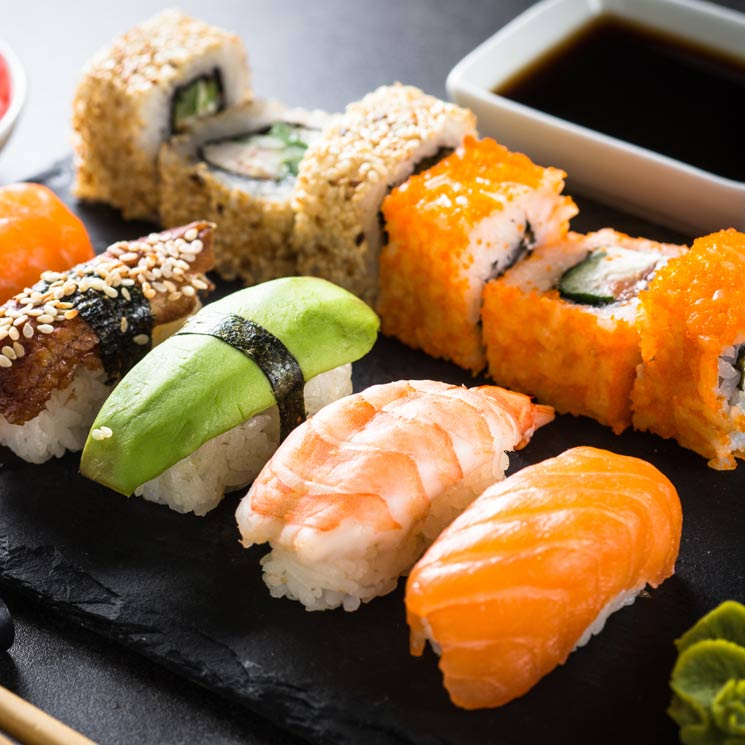 Curiosidades sobre el 'sushi' que (seguramente) desconoces