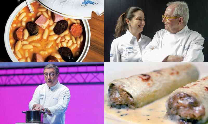 San sebasti n gastronomika de la fabada y los canelones a la cocina de vanguardia - Cocinas san sebastian ...