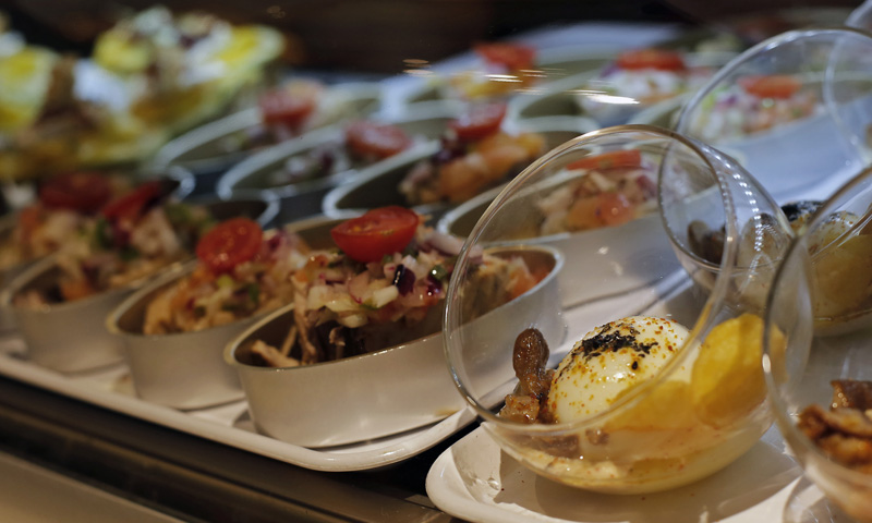 La ruta gastronómica definitiva para comer en Bilbao
