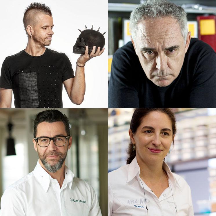 Tendencias 'gastro': ¿Qué hay de nuevo en cocina? Más de 100 chefs lo cuentan en Madrid