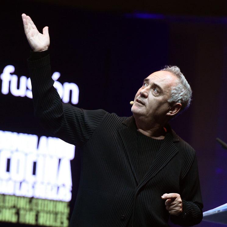 Así será la próxima revolución gastronómica, según Ferran Adrià