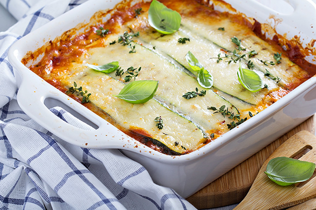 recetas-lasaña-sin-pasta-cenas-ligeras-calabacin