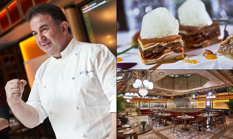 Restaurante 'Etxeko': La cocina de Martín Berasategui, ¡por fin en Madrid!