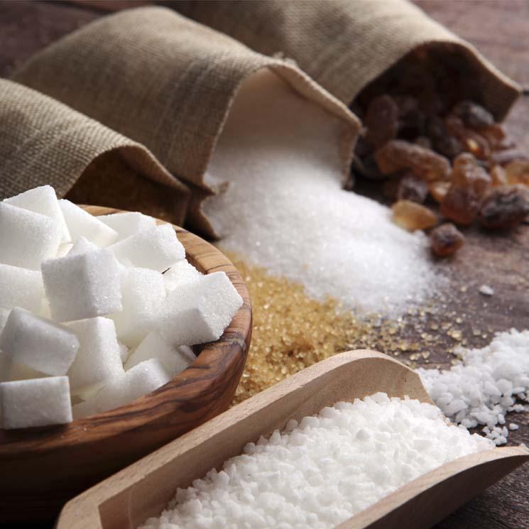 El azúcar, un enemigo de peso